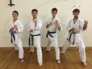 South West Karate Photo 2015